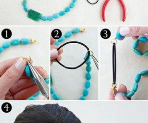 decoration, diy, and hair image