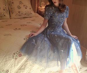 dresses, elegant, and fashion image