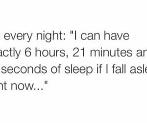 sleep, funny, and night image