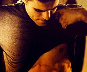 Hot and paul wesley image