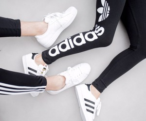 adidas, athletes, and athletic image