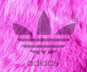 adidas, kawaii, and pink image