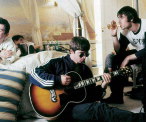 band, bands, and oasis image