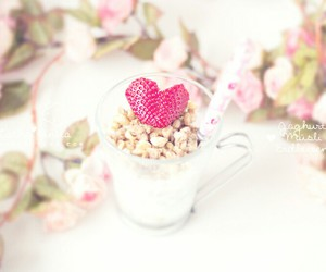 food, love, and breakfast image