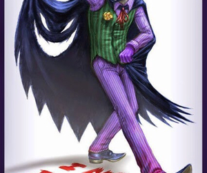 DC and joker image