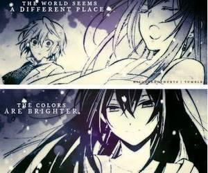 anime and pandora hearts image