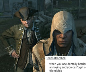 assassins, funny, and missions image