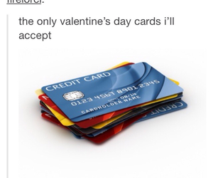 funny, valentine, and cards image