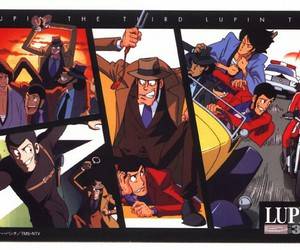 lupin the third image