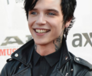 icons, black veil brides, and bvb image