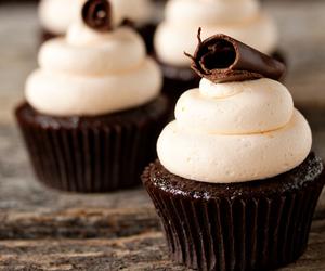 chocolate, cupcakes, and grand marnier image