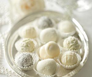 sweet, chocolate, and white image