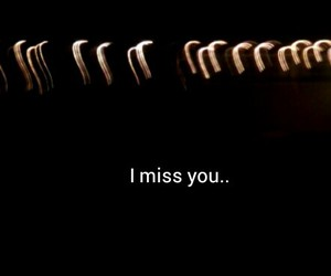 cry, heart, and i miss you image