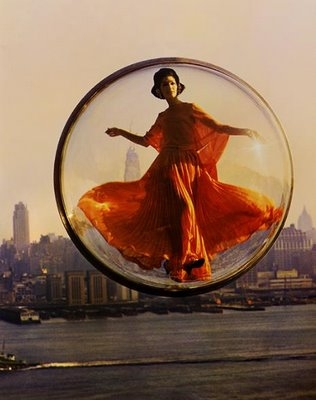 bubbles and Melvin Sokolsky image