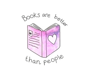 book, people, and quote image