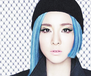 dara, 2ne1, and kpop image