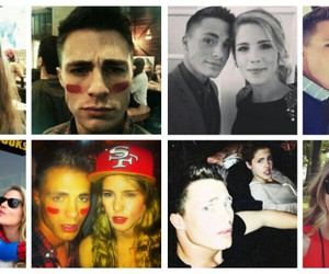 colton haynes and emily rickards image