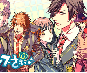 all characters, ichinose tokiya, and ittoki otoya image