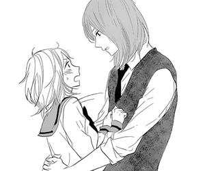 manga, love, and anime image