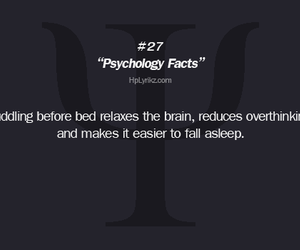 fact, psychology, and relax image