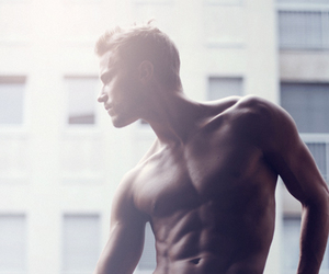 abs, boy, and men image