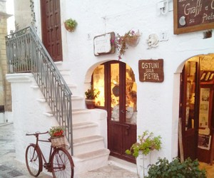 bike, Build, and italy image