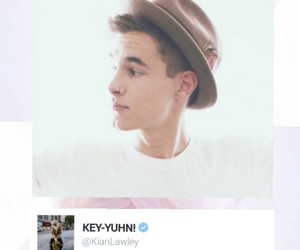 quote, youtubers, and kian image