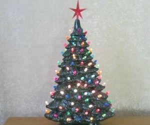 Ceramic, christmas tree, and colors image