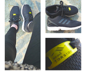adidas, flux, and zx image