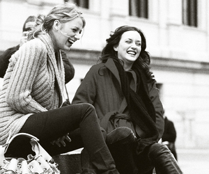 gossip girl, blake lively, and blair waldorf image
