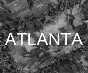 atlanta, the walking dead, and twd image