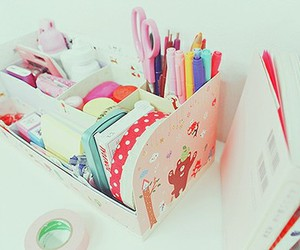 kawaii, cute, and stationery image