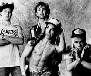 rock and red hot chili peppers image
