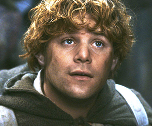 Sam, the lord of the rings, and LOTR image