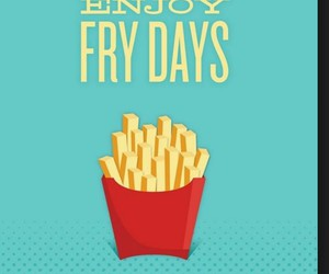 fries and fridays image