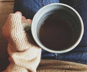 coffee, tea, and sweater image
