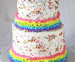 cake, desserts, and colorful image