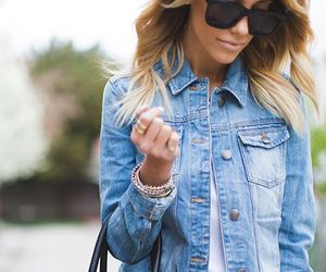classy, girl, and style image