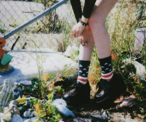 grunge, indie, and creepers image