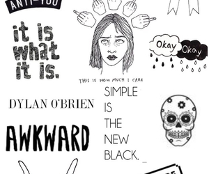 background, black, and blackandwhite image