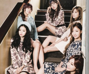 korea, korean girls, and girls band image
