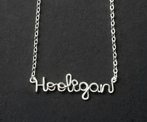necklace and hooligan image