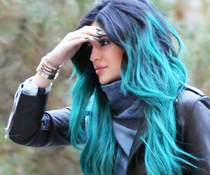 kylie jenner, hair, and kyliejenner image