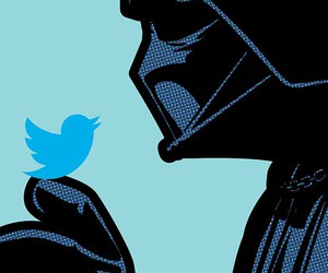 darth vader and pop art image