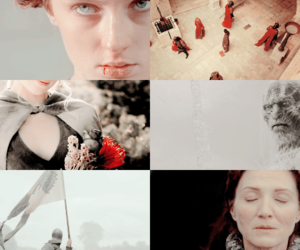 game of thrones and sansa stark image