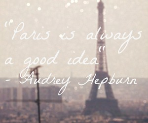 audrey hepburn, good, and idea image