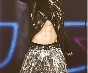 abs, Hot, and lu han image