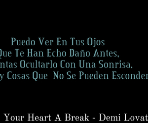 frases, music, and demilovato image