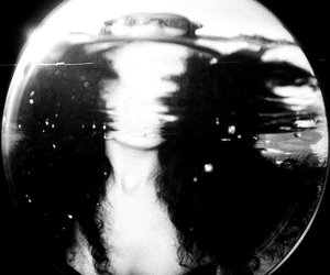 black, girl, and lomography image