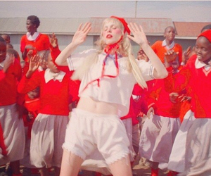 girl, red, and petite meller image